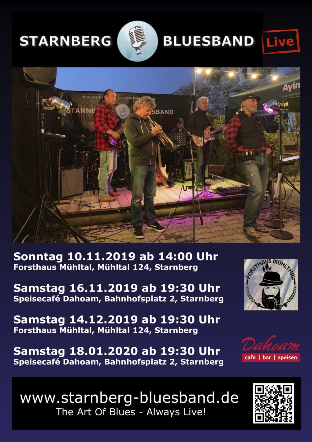 Starnberg Bluesband